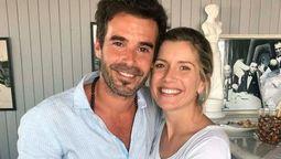 Las fotos de Laurita Fernández y Nicolás Cabré cenando