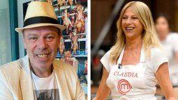 El Loco Montenegro y La Gunda son la pareja de Masterchef