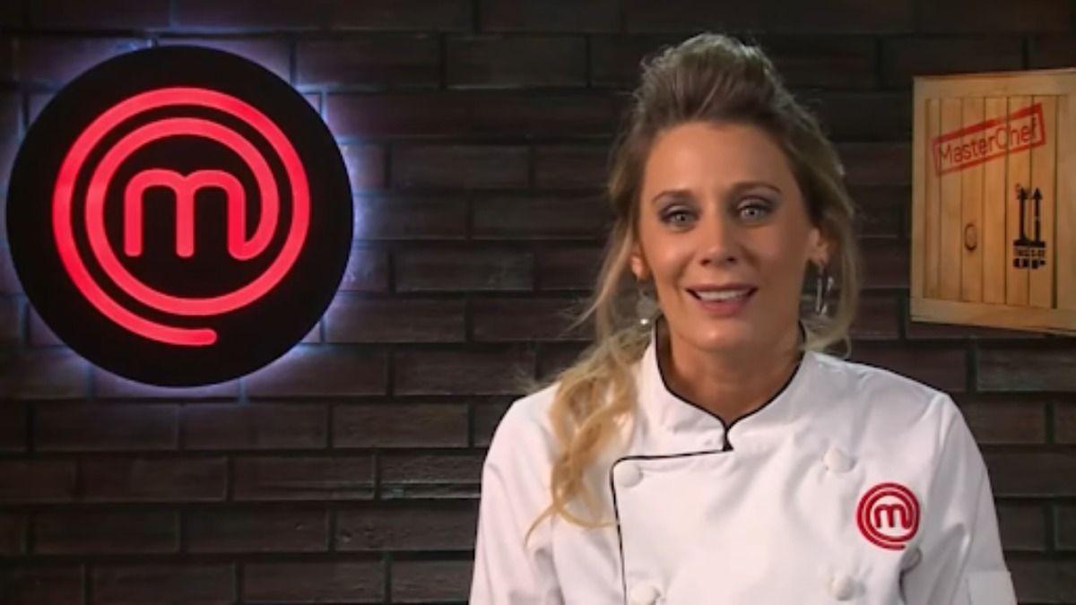 La aspirante a Masterchef Celebrity Rocio Marengo ninguneó el plato preparado por El Polaco