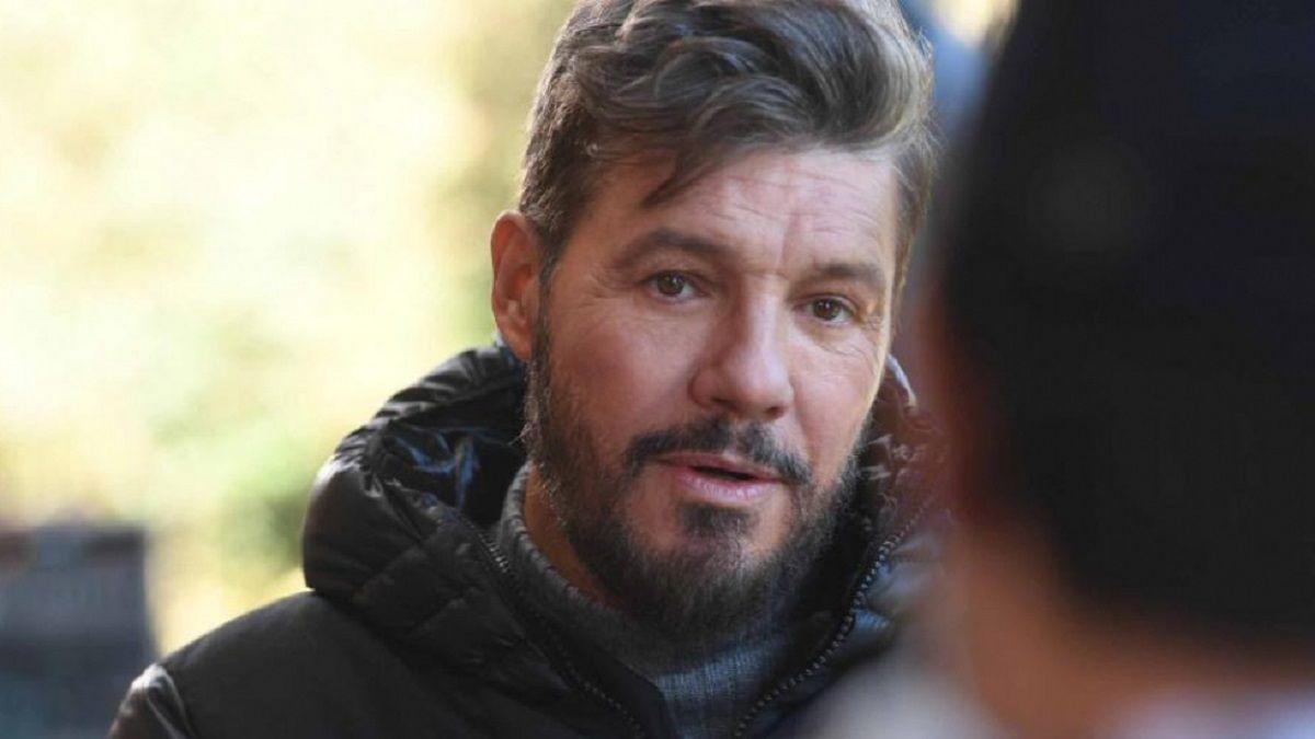 Marcelo Tinelli formaría una gran pareja con Romina Malaspina