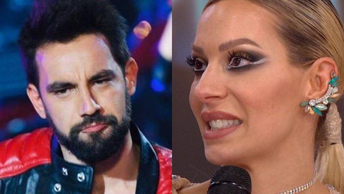 Noelia Marzol acusó a Cachete Sierra de ladrón