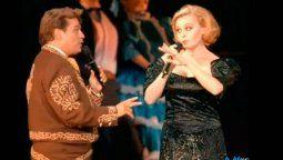 ¡Divididos! Juan Gabriel y Rocío Durcal eran muy divos