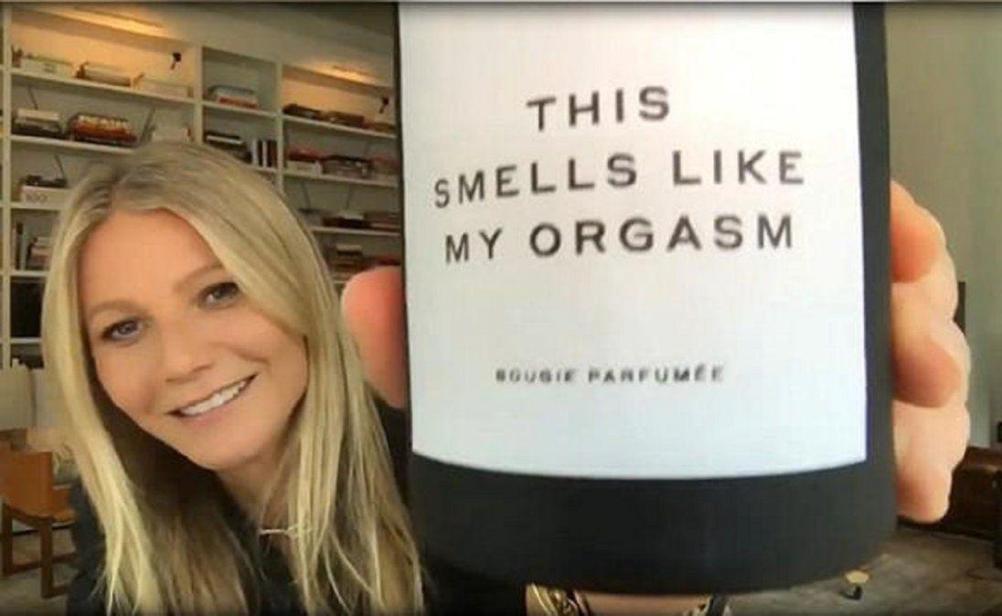Esta nueva vela huele como sus orgamos