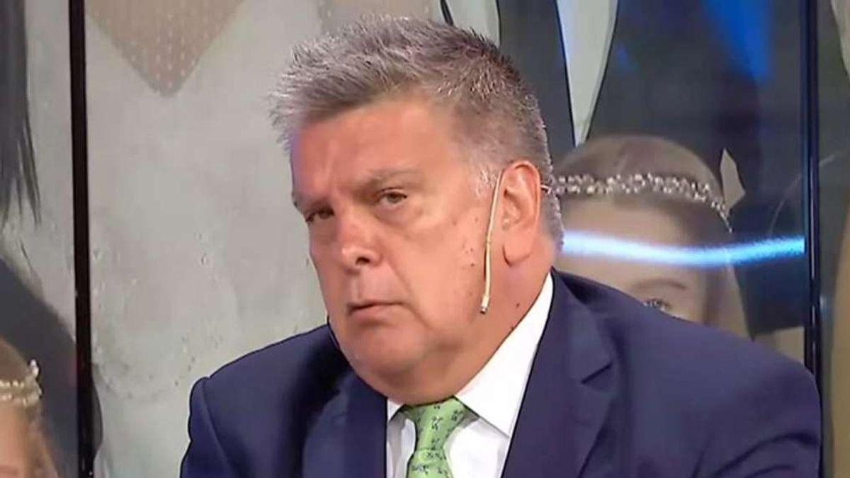 Luis Ventura opinó acerca de la salida de Marcela Tauro