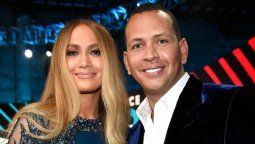¿Molesto? Alex Rodriguez no aparece en lista de parejas de Jennifer Lopez