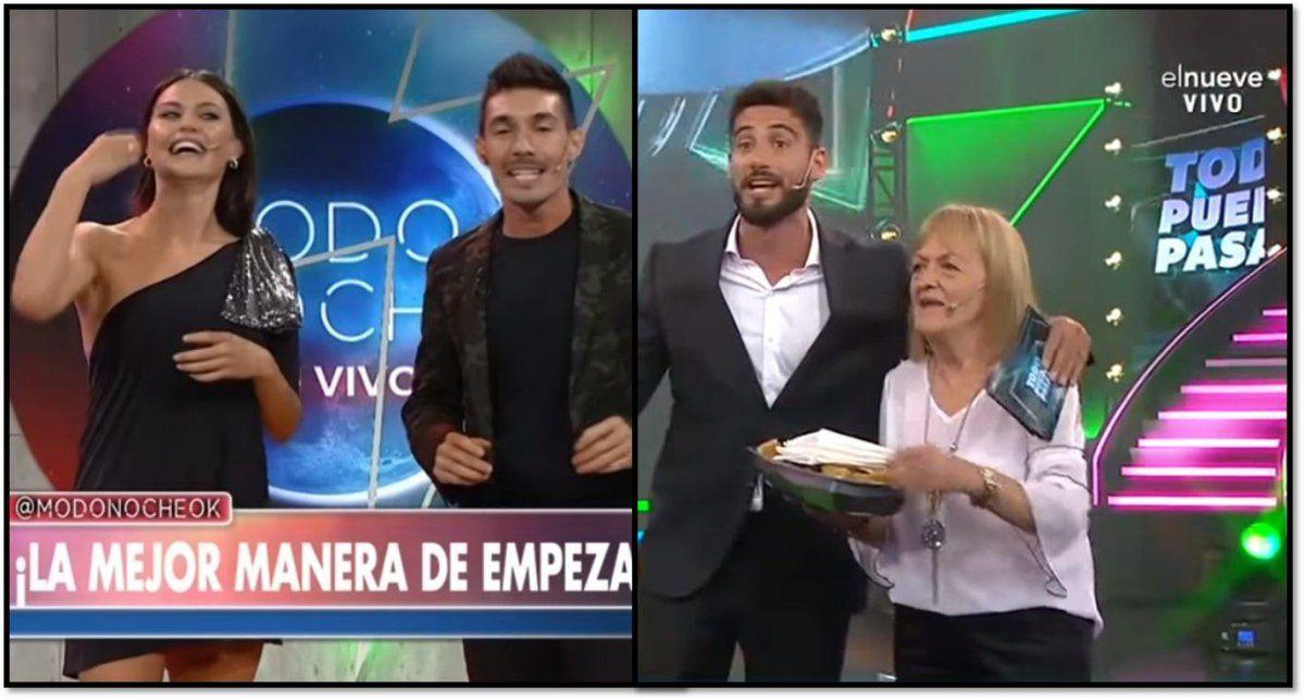 América TV y El Nueve estrenaron programas: Todo puede pasar y Modo Noche