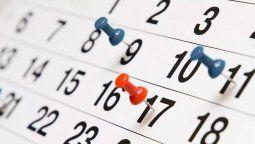 ¿Cuántos feriados quedan en 2021?