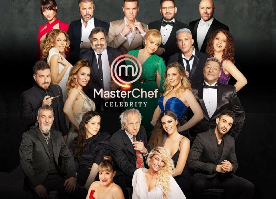 Marina Calabró habló sobre el MasterChef Celebrity y la conducción de Santiago Del Moro