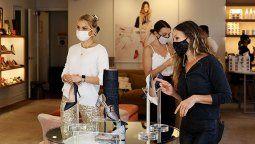 El encuentro de Irina Baeva con Sarah Jessica Parker