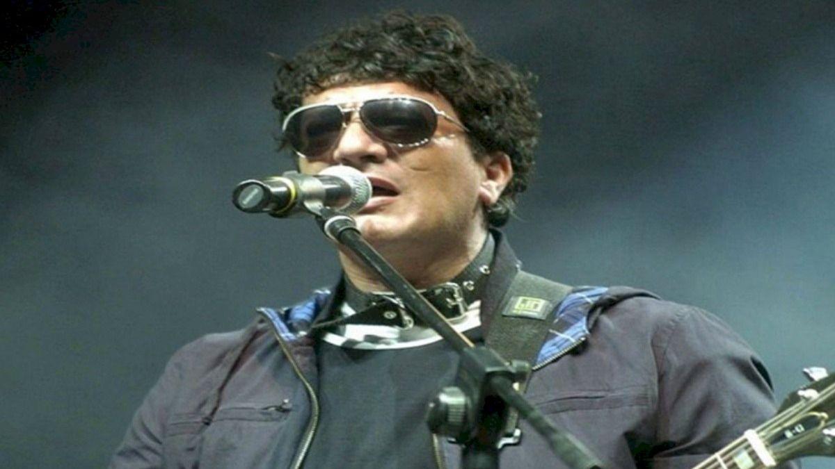 El cantante Pity Álvarez esta en la unidad 21 de SPF de Parque Patricios tras contagiarse de coronavirus