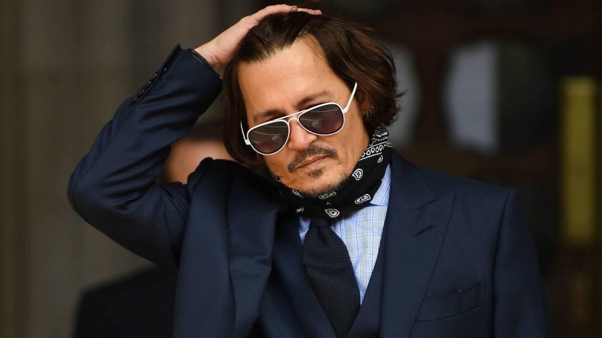 Johnny Depp pierde juicio contra diario que lo mostró como violento