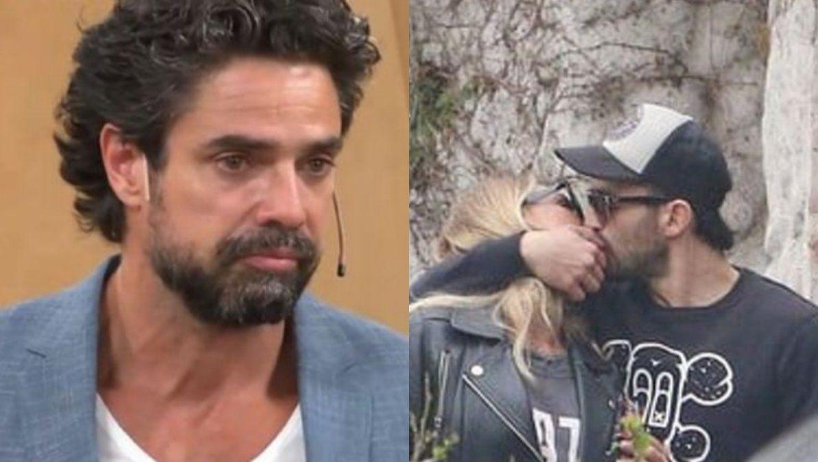 El sincericidio de Luciano Castro sobre la relación de Sabrina Rojas y el Tucu López