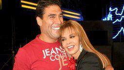 ¡Encantada! Lucía Méndez asegura que Eduardo Yáñez es buen besador