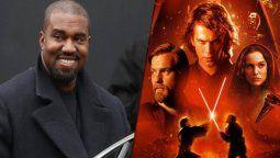 ¡Siempre polémico! Kanye West defendió el legado de Star Wars