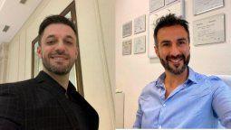 Matías Morla y Leopoldo Luque eran parte del entorno de Diego Maradona