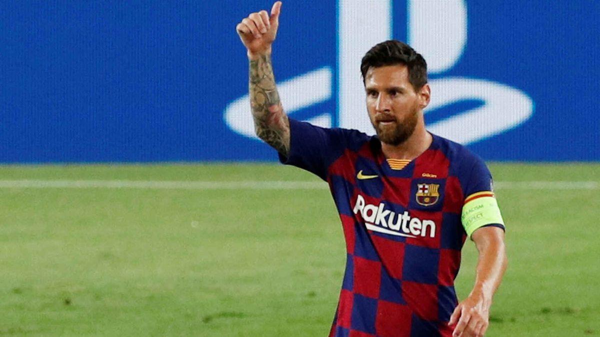 ¡Grande! La donación de Lionel Messi a Argentina para la lucha contra el coronavirus