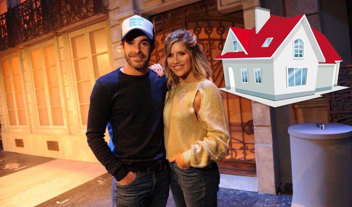 ¿Cómo será la casa que Laurita Fernández y Cabré están construyendo para ir a vivir juntos?