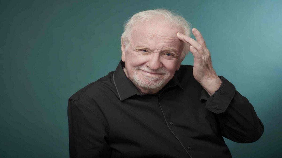 El actor Pepe Soriano filmó Nocturna a los 91 años