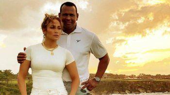 ¡Nostálgico! Alex Rodriguez ya extraña a Jennifer Lopez