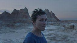 Frances McDormand gano el premio a mejor actriz por Nomadland en los BAFTA