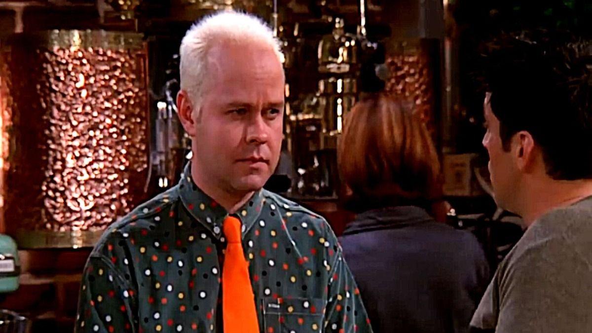 Gunther fue uno de los personajes secundarios más queridos de la serie Friends