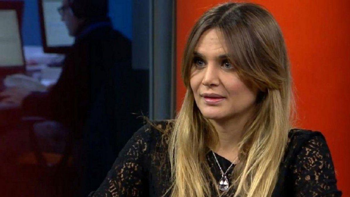 Amalia Granata sobre Jorge Rial: le tenía cierto temor