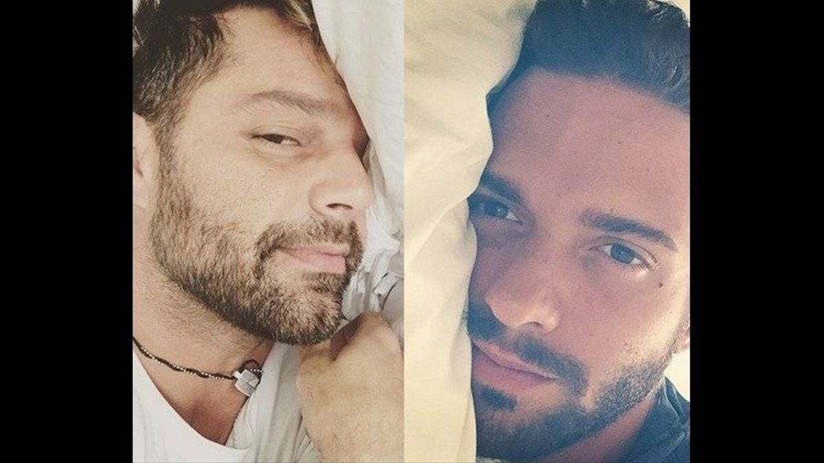 Mensaje de Ricky Martin a Pablo Alborán aviva rumores de romance