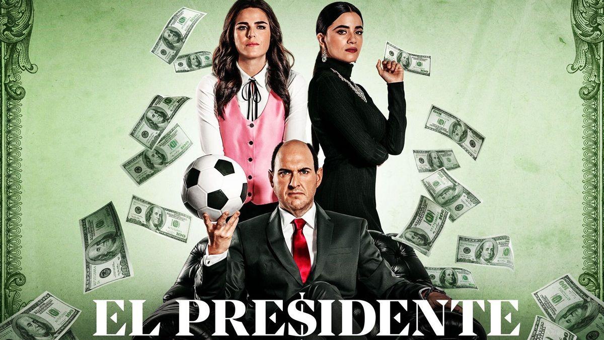 Humberto Grondona va contra la serie El Presidente