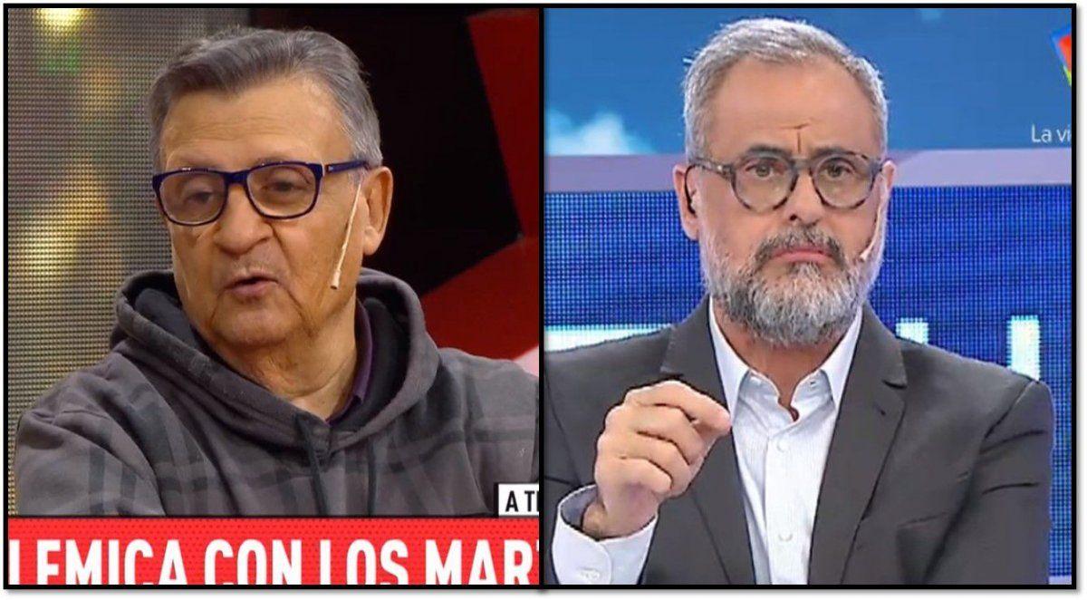 Guillermo Blanc, miembro de Aptra disparó contra Rial y las filtraciones de los ganadores: No tiene poder, solo quiere hacer daño a la entidad