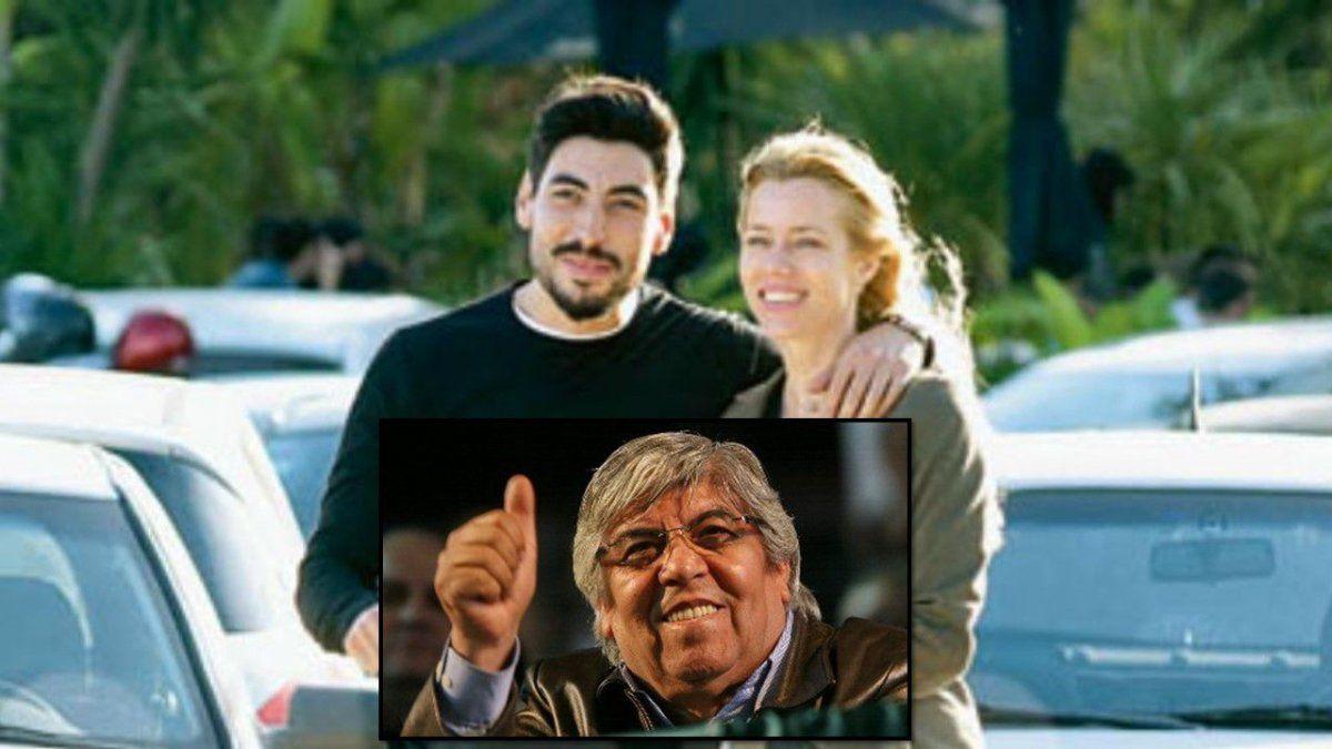 Facundo Moyano contó la reacción de su padre Hugo por su relación con Nicole