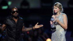 Kanye West anuncia que quiere ayudar a Taylor Swift con sus canciones