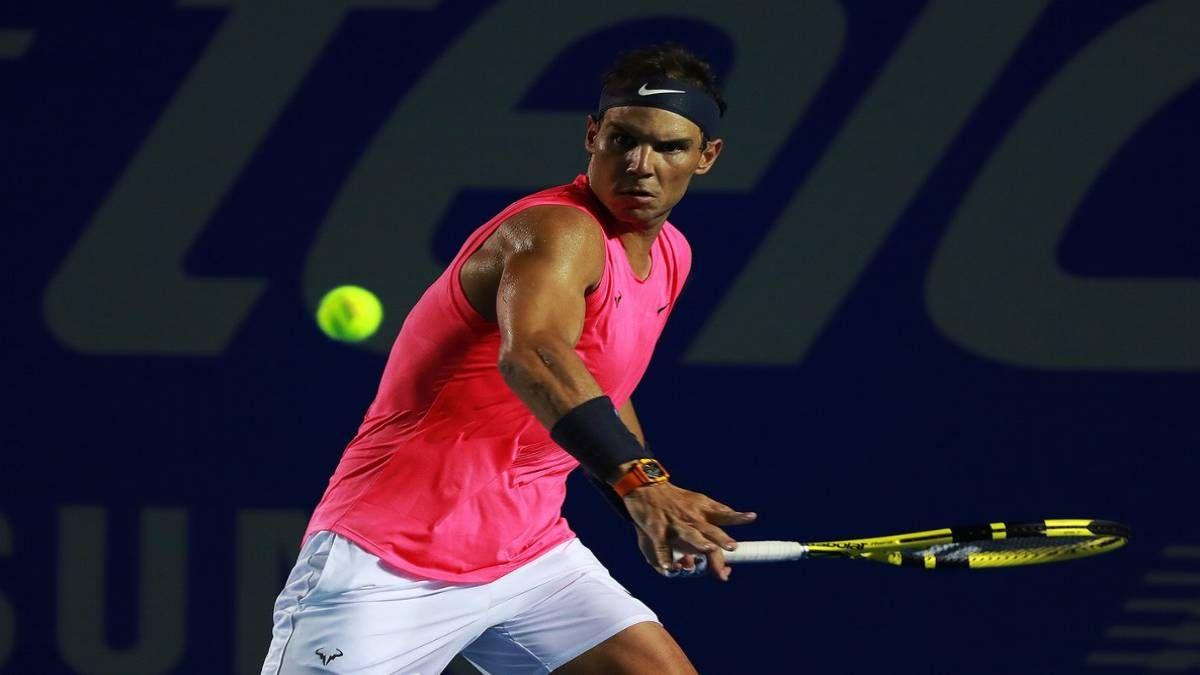 Rafa Nadal ya está plenamente concentrado en el Roland Garros