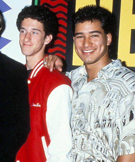 ¡Destrozado! Mario Lopez llora la muerte de su amigo Dustin Diamond