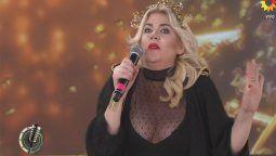 Karina La Princesita y su fuerte devolución a Esmeralda Mitre en el Cantando 2020