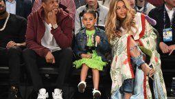 ¡Qué herencia! Hija de Beyoncé, Blue Ivy Carter, es nominada al Grammy