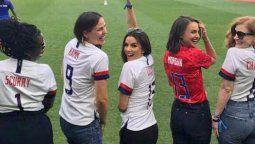 Natalie Portman, Eva Longoria y Serena Williams invierten en equipo femenino de fútbol