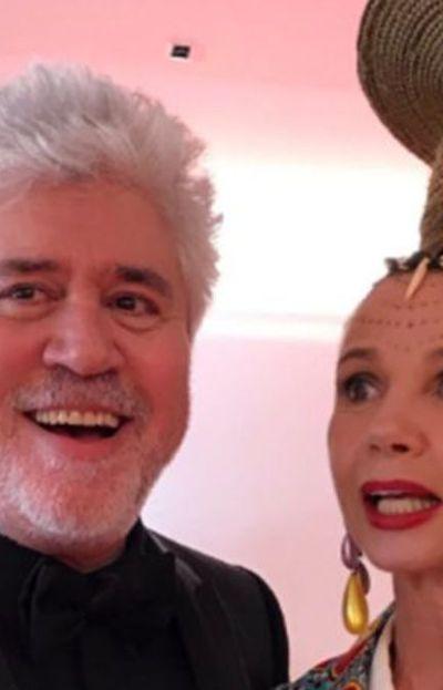 La actriz Victoria Abril dijo que a Pedró Almodóvar las actrices de 40 ya no le gustan