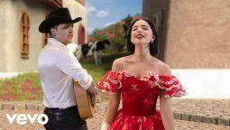 ¿Mejor que con Belinda? Christian Nodal se ve muy bien con Ángela Aguilar