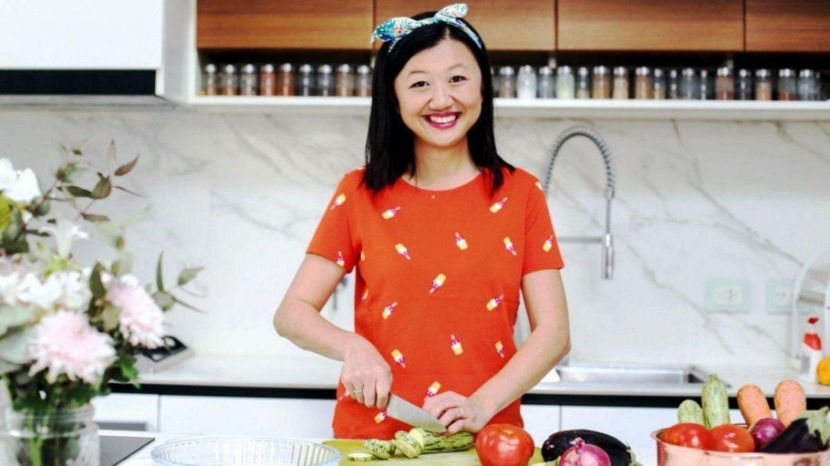Karina Gao salió del coma