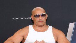 Aunque no lo creas, ¡Vin Diesel ahora es cantante!