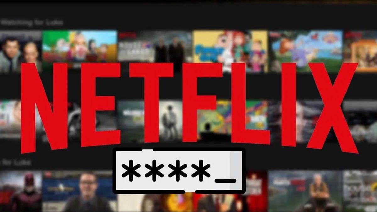 Netflix tiene la opción de ponerle contraseña a tu perfil
