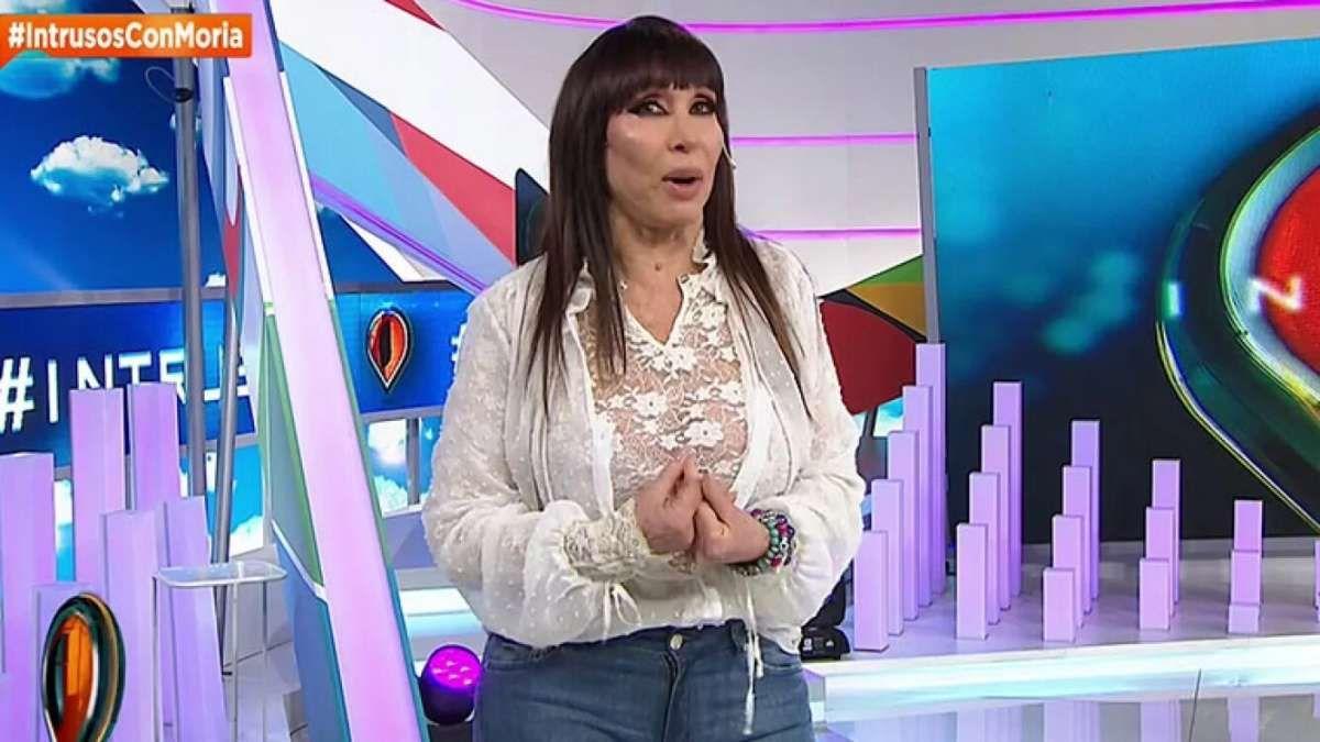 Moria Casán - Jorge Rial