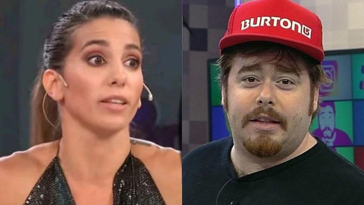 ¡Sálvese quien pueda! Cinthia Fernández contra Migue Granados por unos tweets antiguos