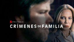 Crímenes de Familia, estelarizada por Cecilia Roth, será la película argentina que representará al país en los Premios Goya de España