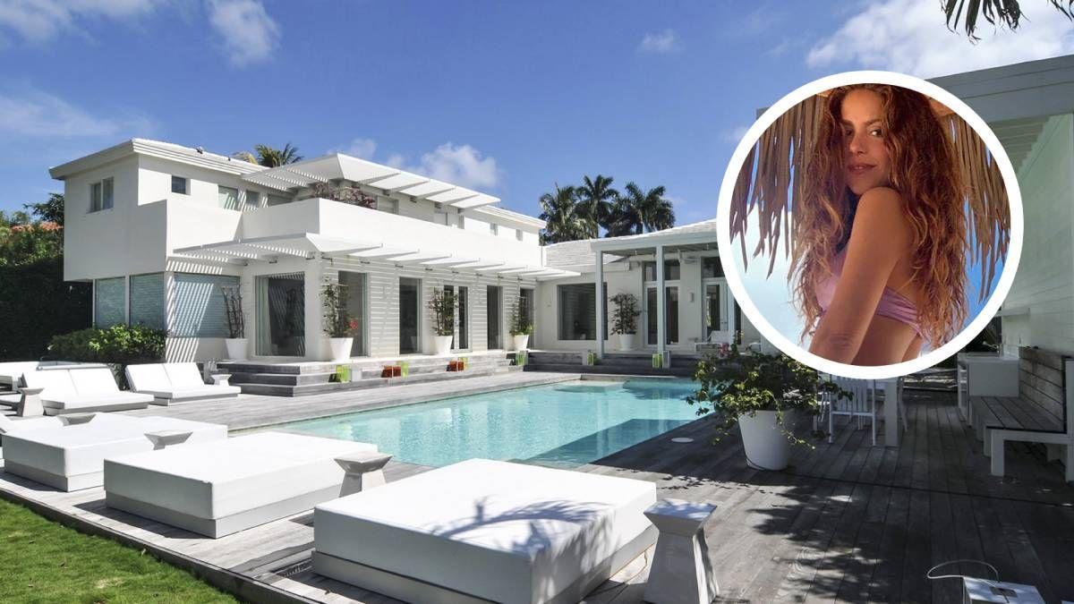 ¡Todavía no! Shakira no ha podido vender su mansión