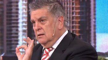 Luis Ventura se enfrentó a Fantino cuando debatían sobre la salud pública