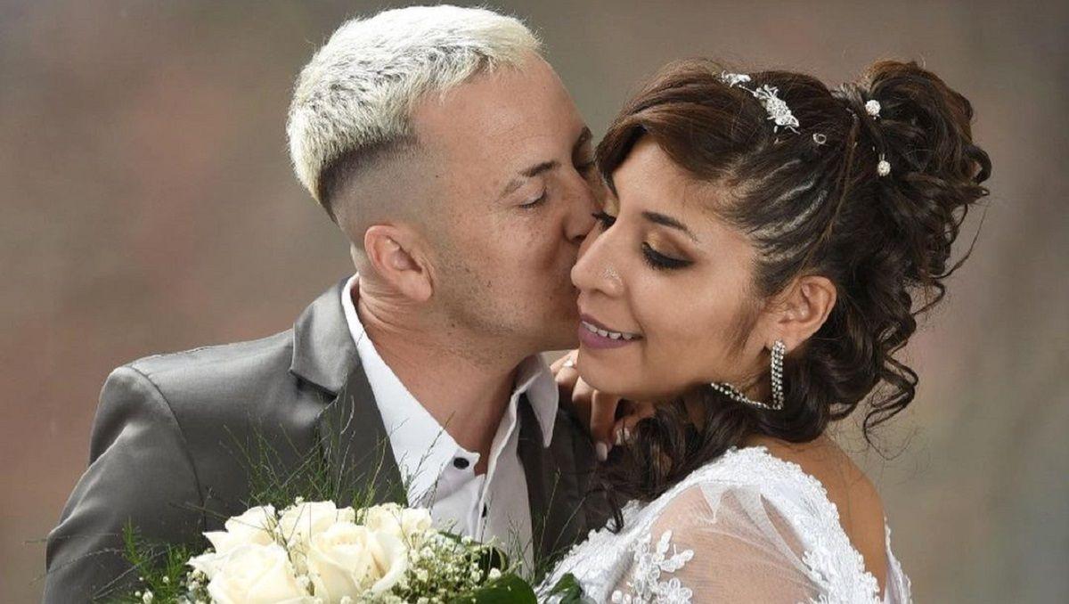 Tras posponerlo varias veces, se casó Rocío Quiroz