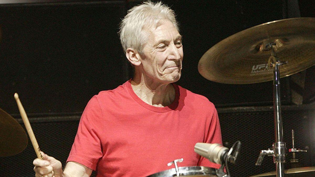 El baterista de Los Rolling Stones Charlie Watts falleció el 24 de agosto de este año