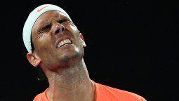 Rafa Nadal: No estuve lejos, pero así es el tenis