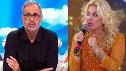Jorge Rial mostro pruebas de que Esmeralda MItre fue al Cantando sabiendo que podría tener coronavirus